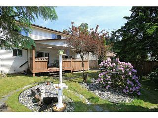 Photo 3: 2162 LINCOLN Avenue in Port Coquitlam: Glenwood PQ House for sale : MLS®# V1007207