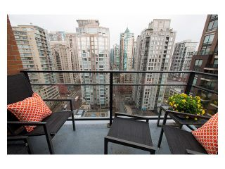 Photo 7: # 1807 1088 RICHARDS ST in Vancouver: Yaletown Condo for sale (Vancouver West)  : MLS®# V1055333