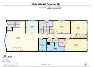 Photo 24: 10114 88 Street in Edmonton: Zone 13 House Duplex for sale : MLS®# E4248473