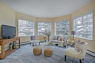 Photo 2: 206 200 Lincoln Way SW in Calgary: Lincoln Park Apartment for sale : MLS®# A1064438