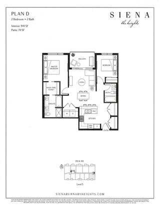 Photo 5: 310 4437 - 4449 HASTINGS Street in Burnaby: Vancouver Heights Condo for sale (Burnaby North)  : MLS®# R2616720