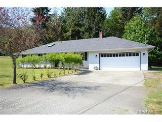 Photo 1: 6796 Burr Dr in SOOKE: Sk Broomhill House for sale (Sooke)  : MLS®# 730714