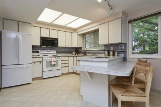 """Photo 6: 104 3180 E 58TH Avenue in Vancouver: Champlain Heights Townhouse for sale in """"HIGHGATE"""" (Vancouver East)  : MLS®# R2405144"""