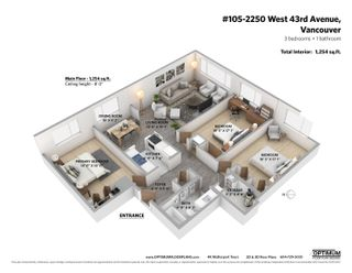 Photo 30: 105 2250 W 43RD Avenue in Vancouver: Kerrisdale Condo for sale (Vancouver West)  : MLS®# R2625614