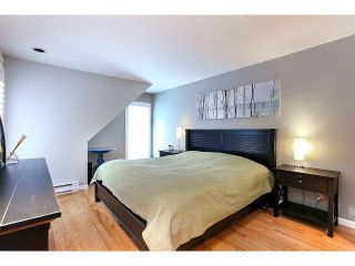 """Photo 13: 844 W 7TH AVE - LISTED BY SUTTON CENTRE REALTY in Vancouver: Fairview VW Townhouse for sale in """"WILLOW CASTLE"""" (Vancouver West)  : MLS®# V1106691"""