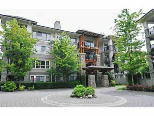 """Main Photo: 408 2966 SILVER SPRINGS Boulevard in Coquitlam: Westwood Plateau Condo for sale in """"TAMARISK"""" : MLS®# V933089"""