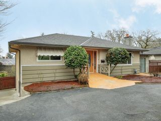 Photo 1: 4055 Saanich Rd in VICTORIA: SE High Quadra House for sale (Saanich East)  : MLS®# 806101
