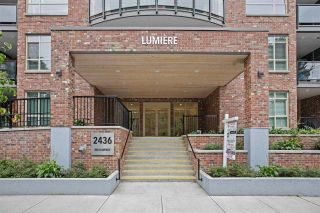 "Photo 3: 307 2436 KELLY Avenue in Port Coquitlam: Central Pt Coquitlam Condo for sale in ""LUMIERE"" : MLS®# R2521638"