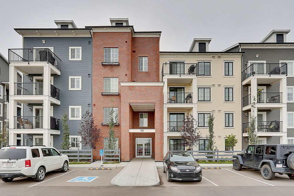 Main Photo: 3109 755 Copperpond Blvd. SE in Calgary: Condo for sale : MLS®# C4030367