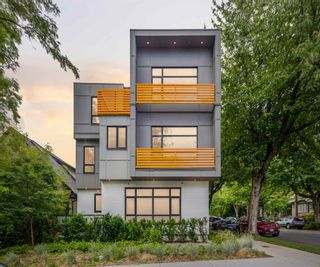 """Main Photo: 1175 VICTORIA Drive in Vancouver: Grandview Woodland Townhouse for sale in """"Victoria & William"""" (Vancouver East)  : MLS®# R2597123"""