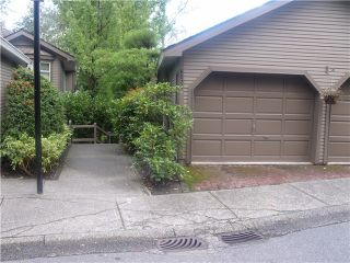 """Photo 16: 8826 LARKFIELD Drive in Burnaby: Forest Hills BN Townhouse for sale in """"PRIMROSE HILL"""" (Burnaby North)  : MLS®# V1028812"""