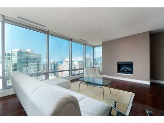 "Photo 5: 3109 1111 ALBERNI Street in Vancouver: West End VW Condo for sale in ""SHANGRI-LA"" (Vancouver West)  : MLS®# V880394"