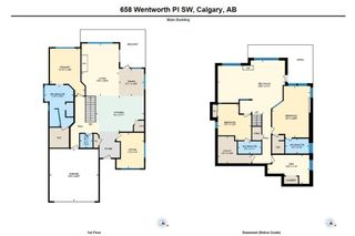 Photo 33: 658 Wentworth Place SW in Calgary: West Springs Detached for sale : MLS®# A1074948
