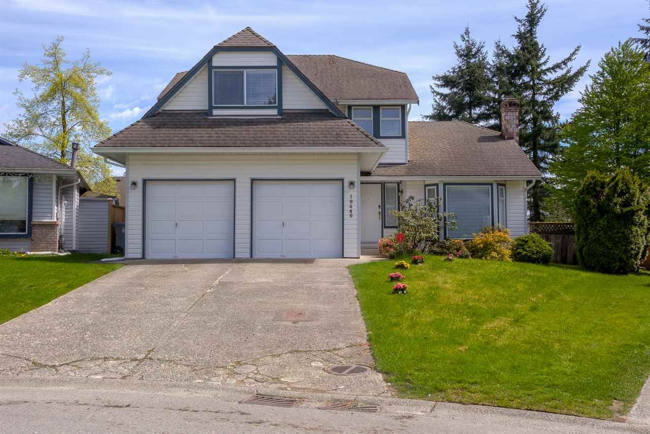 Photo 1: Photos: 10440 GLENMOOR Place in Surrey: Fraser Heights House for sale (North Surrey)  : MLS®# R2163233