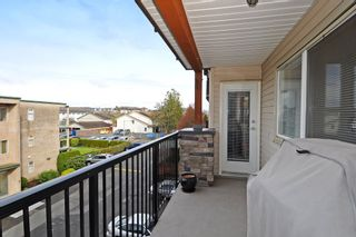 """Photo 18: 301 5465 203RD Street in Langley: Langley City Condo for sale in """"STATION 54"""" : MLS®# F1436316"""