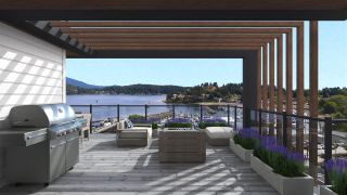 """Photo 6: 101 524 S FLETCHER Road in Gibsons: Gibsons & Area Condo for sale in """"COTE"""" (Sunshine Coast)  : MLS®# R2606023"""