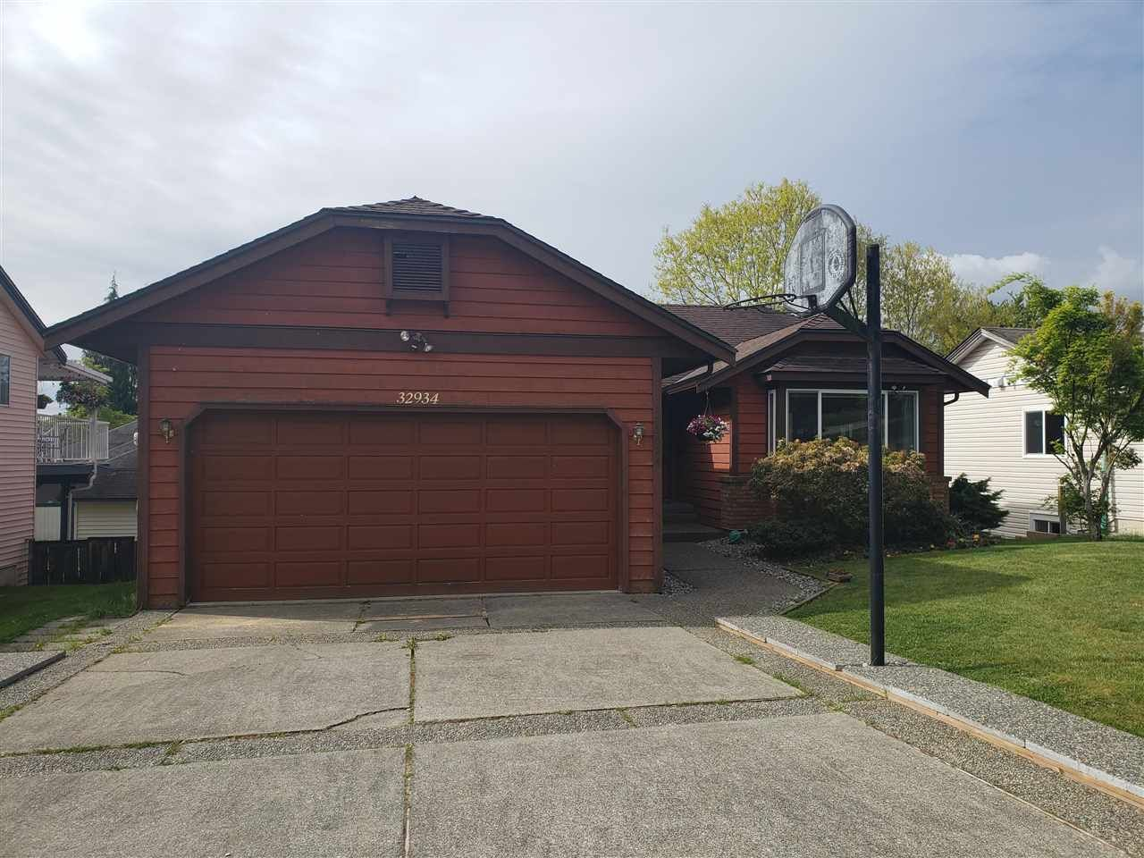 Main Photo: 32934 ARBUTUS AVENUE in Mission: Mission BC House for sale : MLS®# R2576358