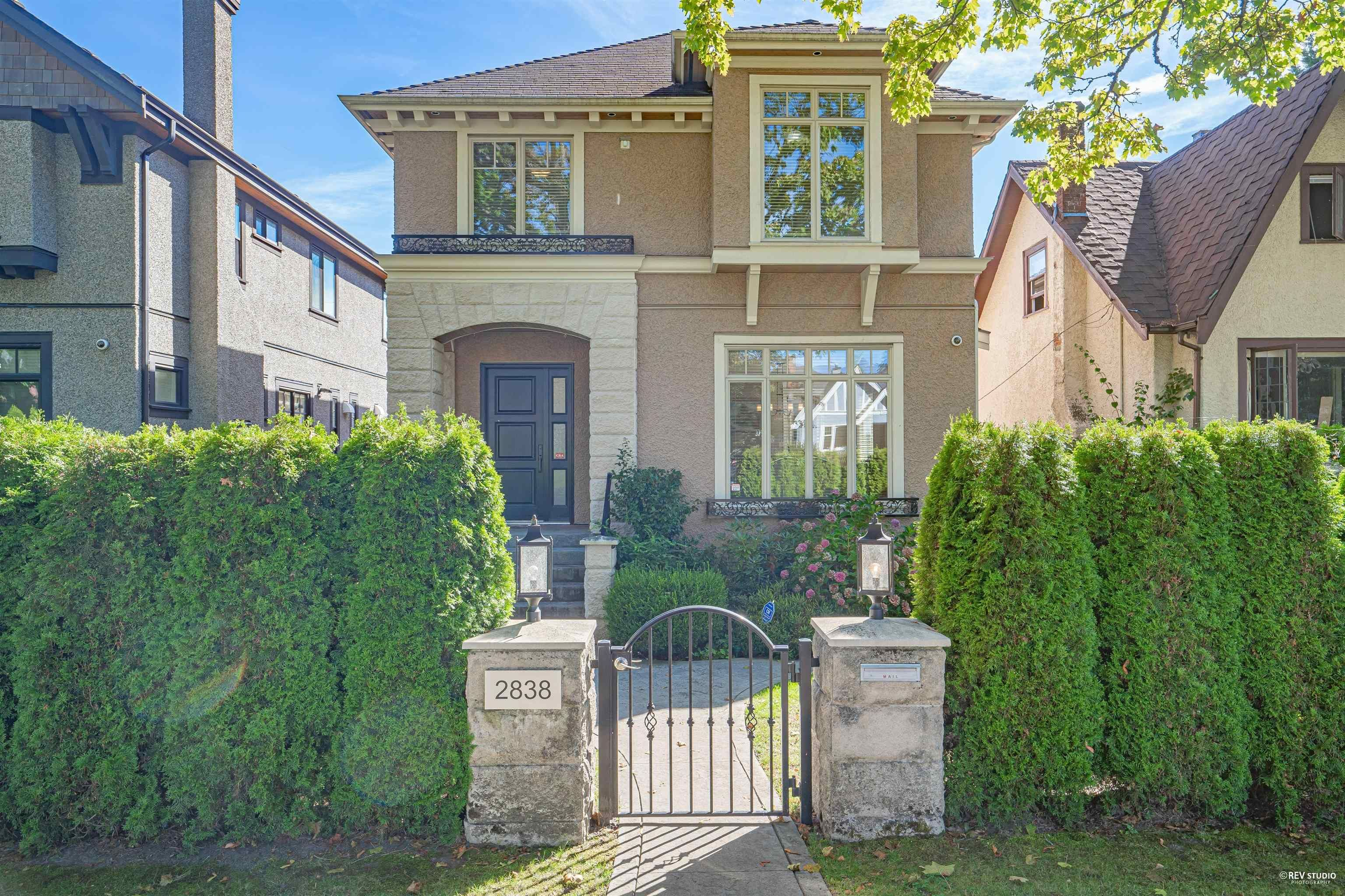 Main Photo: 2838 W 15TH Avenue in Vancouver: Kitsilano House for sale (Vancouver West)  : MLS®# R2616184