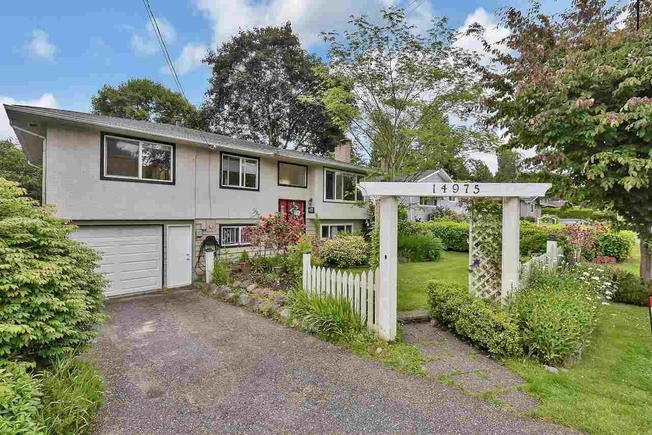 """Main Photo: 14975 RAVEN Place in Surrey: Bolivar Heights House for sale in """"BIRDLAND"""" (North Surrey)  : MLS®# R2592429"""