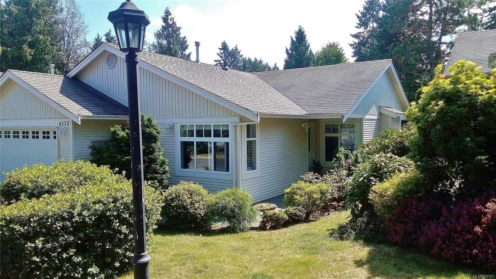 Main Photo: 6170 Delray Pl in : Na North Nanaimo Row/Townhouse for sale (Nanaimo)  : MLS®# 884701