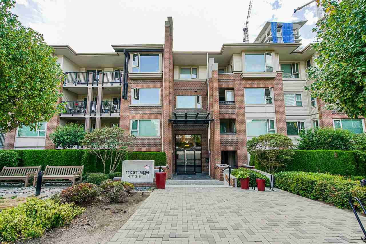 """Main Photo: 220 4728 DAWSON Street in Burnaby: Brentwood Park Condo for sale in """"Montage"""" (Burnaby North)  : MLS®# R2396809"""