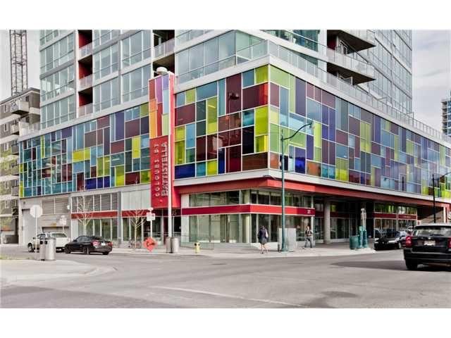 Main Photo: 1102 135 13 Avenue SW in CALGARY: Victoria Park Condo for sale (Calgary)  : MLS®# C3621148