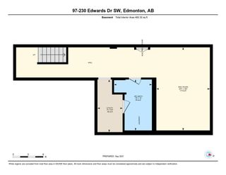 Photo 44: 97 230 EDWARDS Drive in Edmonton: Zone 53 Townhouse for sale : MLS®# E4262589