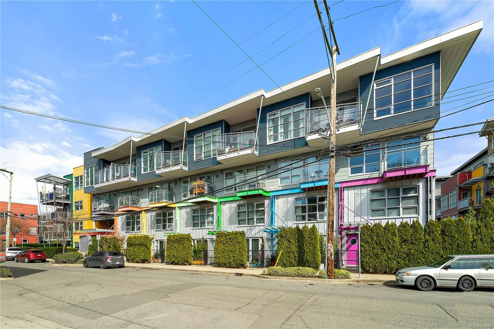 Main Photo: 102 797 Tyee Rd in : VW Victoria West Condo for sale (Victoria West)  : MLS®# 870880