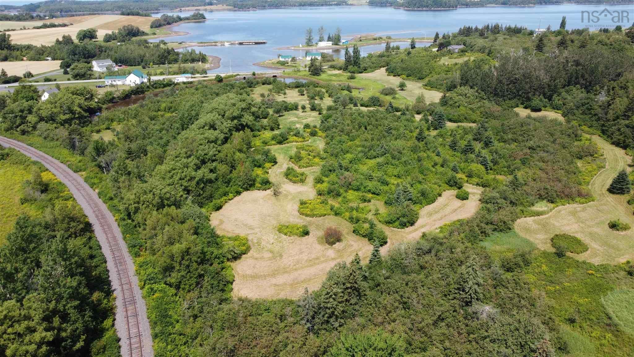 Main Photo: Shore Road in Merigomish: 108-Rural Pictou County Vacant Land for sale (Northern Region)  : MLS®# 202120405