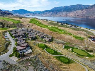 Photo 35: 48 130 COLEBROOK ROAD in Kamloops: Tobiano Townhouse for sale : MLS®# 162166
