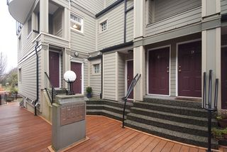 Photo 2: 7 1966 YORK Avenue in Vancouver: Kitsilano Townhouse for sale (Vancouver West)  : MLS®# V798779