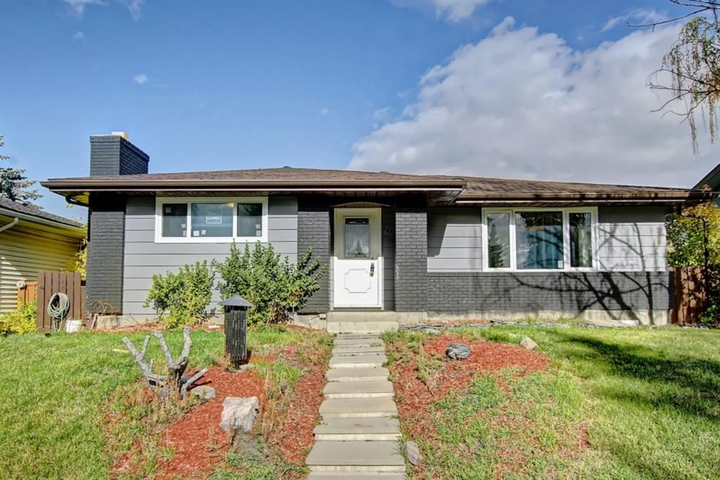 Main Photo: 4604 Maryvale Drive NE in Calgary: Marlborough Detached for sale : MLS®# A1090414