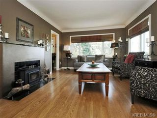 Photo 3: 1180 Clovelly Terr in VICTORIA: SE Maplewood House for sale (Saanich East)  : MLS®# 678293