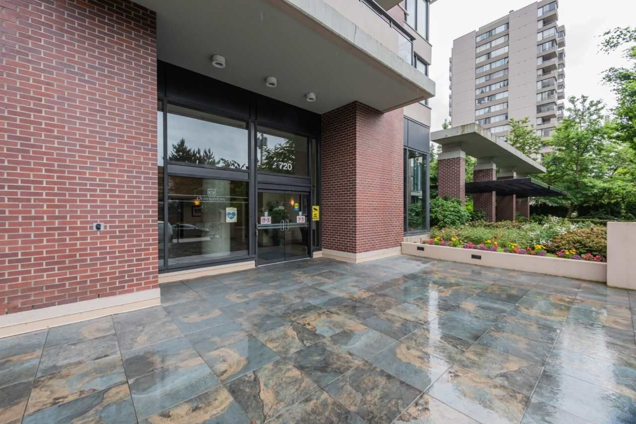 """Main Photo: 1402 720 HAMILTON Street in New Westminster: Uptown NW Condo for sale in """"GENERATION"""" : MLS®# R2470113"""