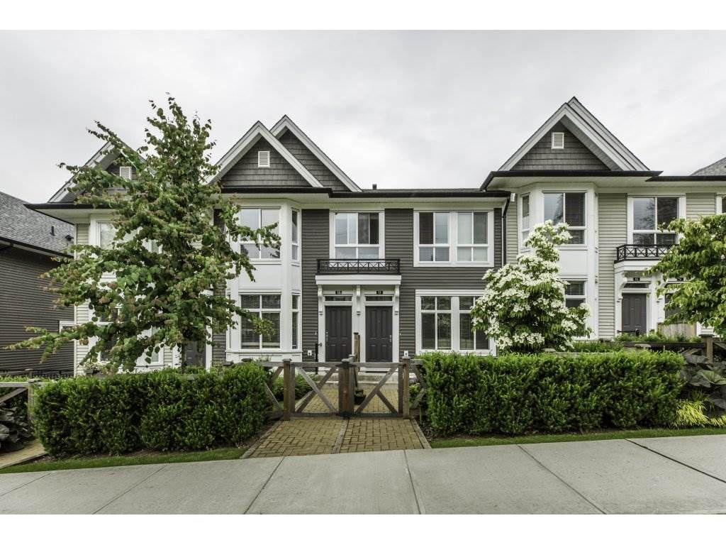 """Main Photo: 11 14433 60 Avenue in Surrey: Sullivan Station Townhouse for sale in """"BRIXTON"""" : MLS®# R2179960"""