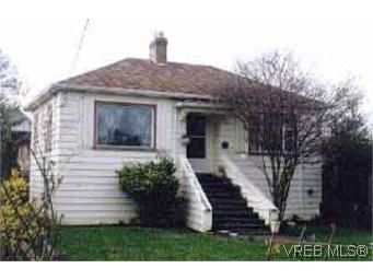 Main Photo: 106 Eberts St in VICTORIA: Vi Fairfield West House for sale (Victoria)  : MLS®# 151762