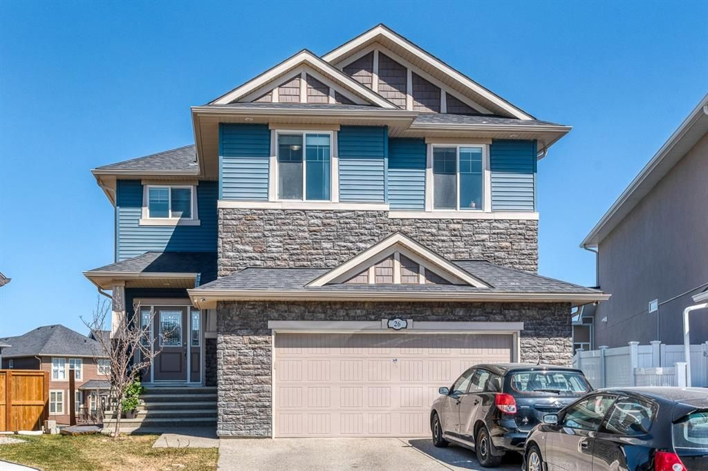 Main Photo: 26 NOLANCLIFF Crescent NW in Calgary: Nolan Hill Detached for sale : MLS®# A1098553
