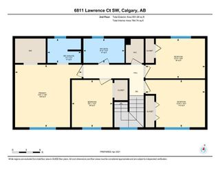 Photo 35: 6811 Lawrence Court SW in Calgary: Lakeview Detached for sale : MLS®# A1096678