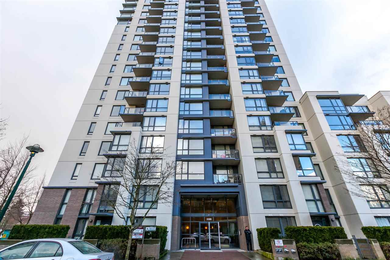 Main Photo: 1803 3588 CROWLEY DRIVE in : Collingwood VE Condo for sale : MLS®# R2143982