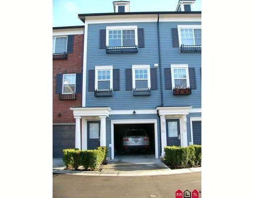 """Main Photo: 4 18983 72A Avenue in Surrey: Clayton Townhouse for sale in """"KEW by Mosaic"""" (Cloverdale)  : MLS®# F2909372"""