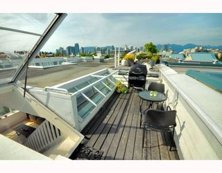 """Main Photo: 202 655 W 7TH Avenue in Vancouver: Fairview VW Townhouse for sale in """"The Ivys"""" (Vancouver West)  : MLS®# V777354"""
