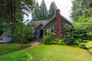 Photo 1: 3812 SW MARINE DRIVE in Vancouver: Southlands House for sale (Vancouver West)  : MLS®# R2583325