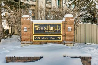 Photo 39: 39 185 Woodridge Drive SW in Calgary: Woodlands Row/Townhouse for sale : MLS®# A1069309