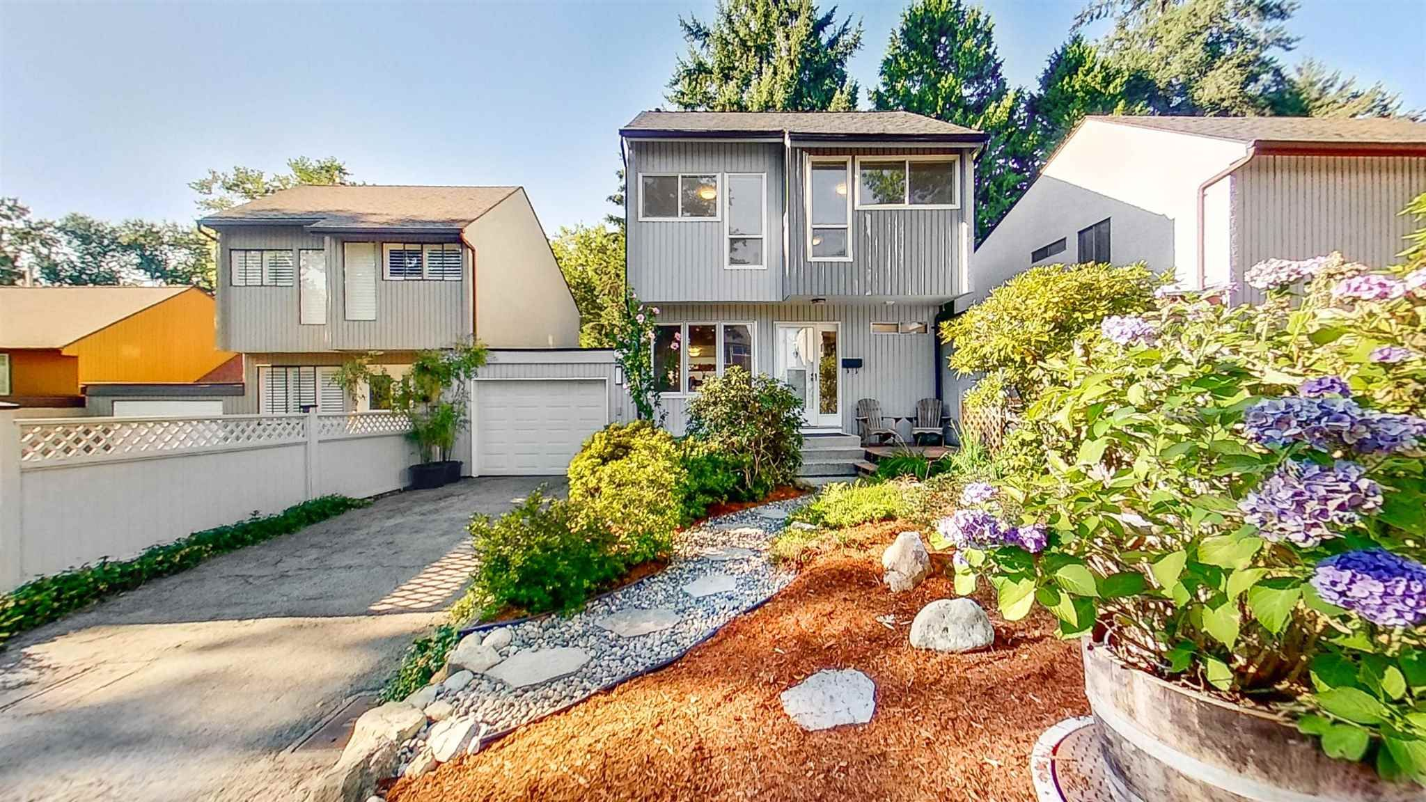 """Main Photo: 4847 HICKORY Court in Burnaby: Greentree Village House for sale in """"Greentree Village"""" (Burnaby South)  : MLS®# R2607347"""