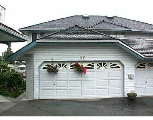 Main Photo: 47 1355 CITADEL DR in Port_Coquitlam: Citadel PQ Townhouse for sale (Port Coquitlam)  : MLS®# V348007