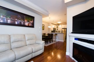 """Photo 9: 421 13897 FRASER Highway in Surrey: Whalley Condo for sale in """"EDGE"""" (North Surrey)  : MLS®# R2422441"""