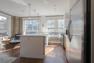 """Photo 9: 209 1216 HOMER Street in Vancouver: Yaletown Condo for sale in """"THE MURCHIES BUILDING"""" (Vancouver West)  : MLS®# R2003084"""