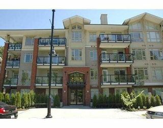 "Photo 1: 101 200 CAPILANO Road in Port_Moody: Port Moody Centre Condo for sale in ""SUTERBROOK"" (Port Moody)  : MLS®# V646289"