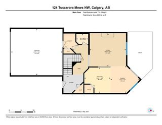 Photo 31: 124 Tuscarora Mews NW in Calgary: Tuscany Detached for sale : MLS®# A1103865