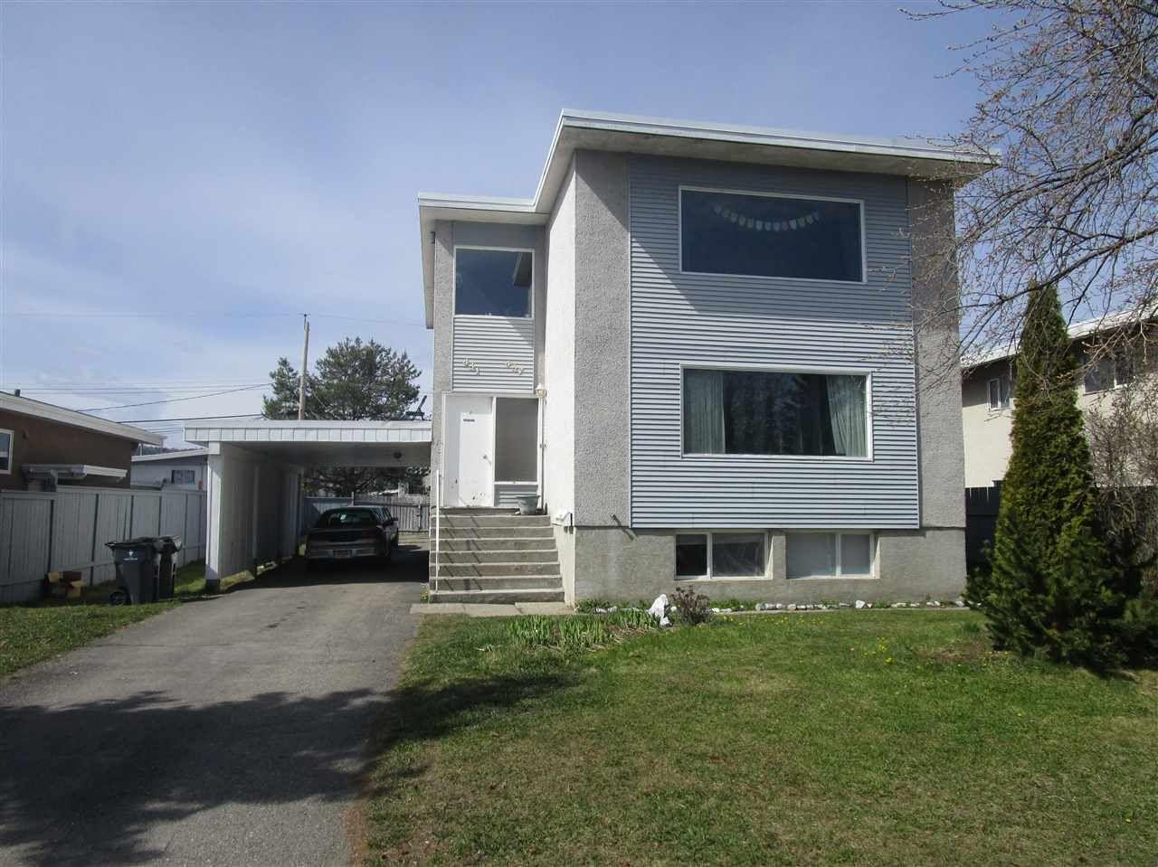 Main Photo: 431-437 QUINN STREET in : Quinson Duplex for sale : MLS®# R2161945